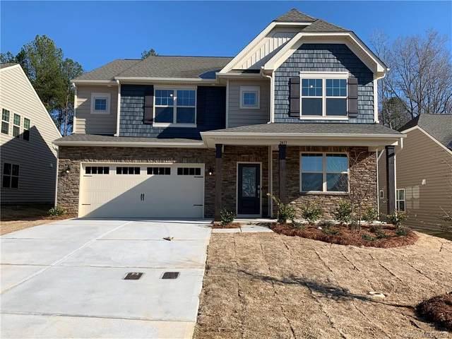 2413 Abundance Lane #61, Waxhaw, NC 28173 (#3595514) :: Carlyle Properties