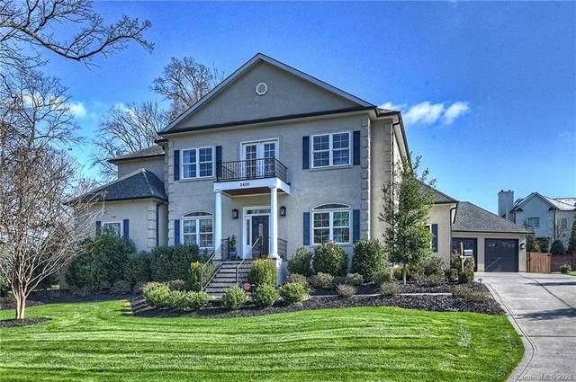 2439 Sharon Road, Charlotte, NC 28211 (#3595516) :: High Performance Real Estate Advisors