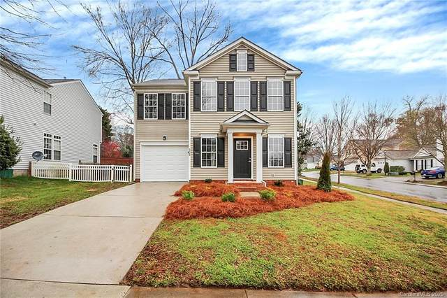 326 Ross Moore Avenue, Charlotte, NC 28205 (#3595555) :: High Performance Real Estate Advisors