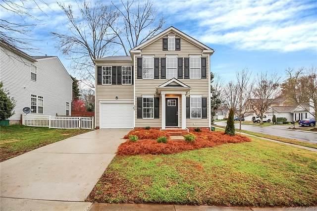 326 Ross Moore Avenue, Charlotte, NC 28205 (#3595555) :: High Performance Real Estate Advisors