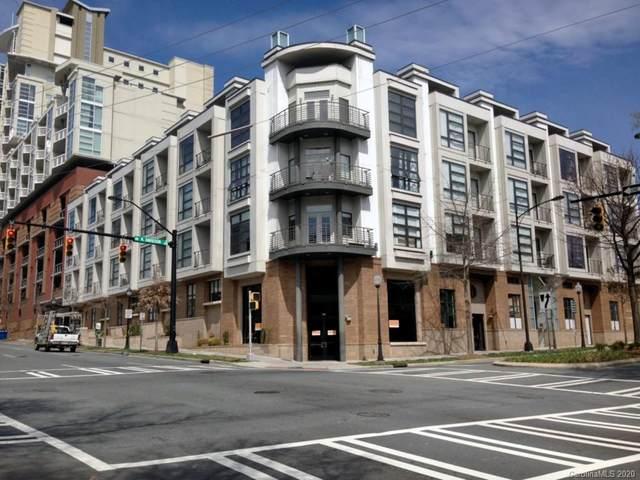 525 E 6th Street #418, Charlotte, NC 28202 (#3595561) :: LePage Johnson Realty Group, LLC