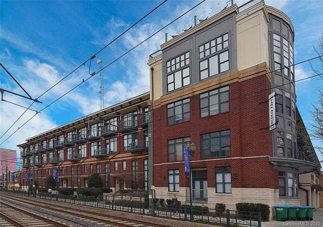 115 E Park Avenue #401, Charlotte, NC 28203 (#3595585) :: LePage Johnson Realty Group, LLC