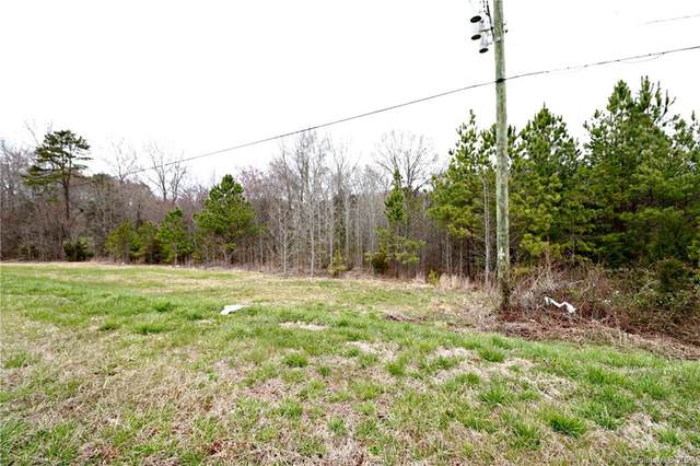 0 Nc Hwy 24/27 Road, Oakboro, NC 28129 (#3595606) :: Stephen Cooley Real Estate Group