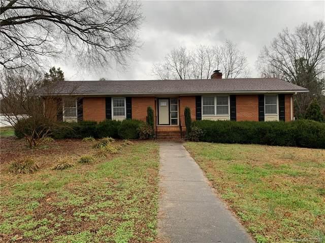 265 Frances Street, Salisbury, NC 28147 (#3595626) :: Odell Realty