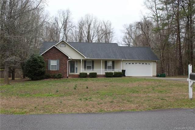 510 Garland Drive, Salisbury, NC 28146 (#3595658) :: Besecker Homes Team