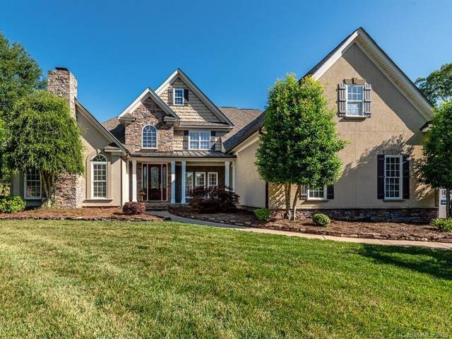 1008 Cashel Court, Matthews, NC 28104 (#3595683) :: Zanthia Hastings Team
