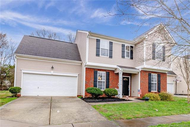7814 Rolling Meadows Lane, Huntersville, NC 28078 (#3595705) :: LePage Johnson Realty Group, LLC