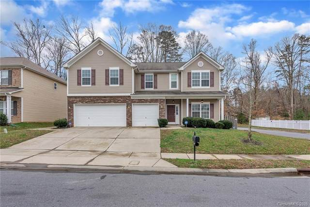 3302 Ringtail Lane, Charlotte, NC 28216 (#3595710) :: The Ramsey Group