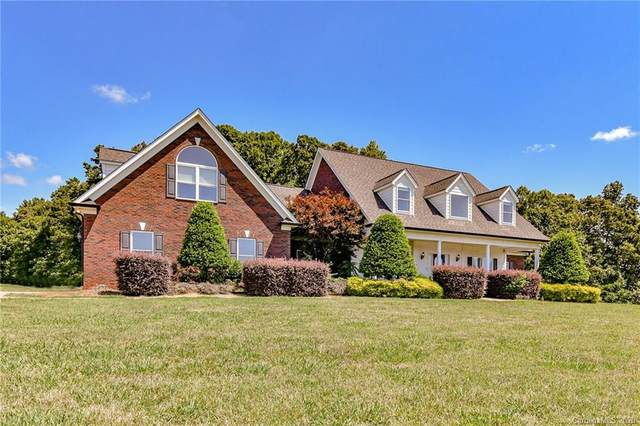 150 Moose Road N, Mount Pleasant, NC 28124 (#3595727) :: Homes Charlotte