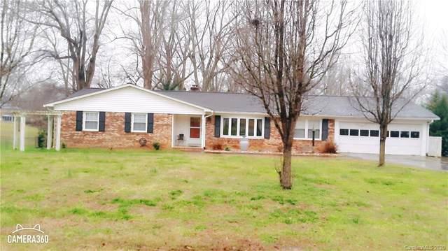 711 Maynard Street, Shelby, NC 28152 (#3595783) :: Exit Realty Vistas