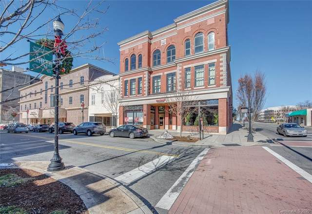 100 W Main Avenue #401, Gastonia, NC 28052 (#3595904) :: Stephen Cooley Real Estate Group