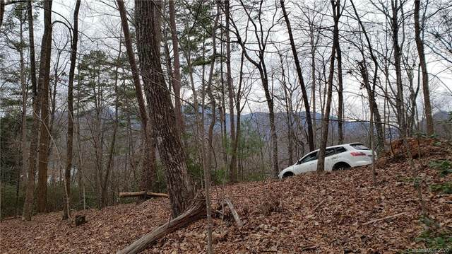 0 Pier Point Drive Lot 25, Lake Lure, NC 28746 (#3595966) :: MartinGroup Properties