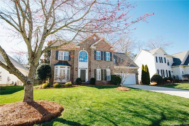 9817 Mitchell Glen Drive, Charlotte, NC 28277 (#3595981) :: The Elite Group
