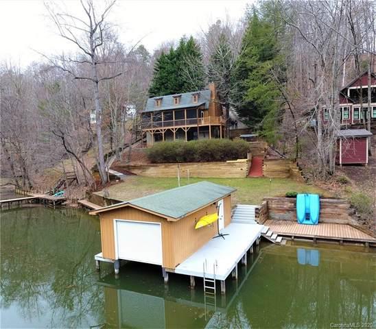 227 Garner Drive, Lake Lure, NC 28746 (#3596009) :: Carlyle Properties