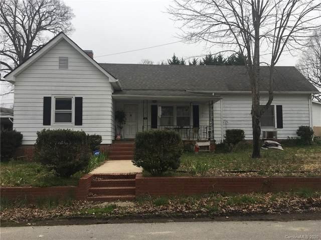 131 Yadkin Street, Cooleemee, NC 27014 (#3596098) :: Homes Charlotte