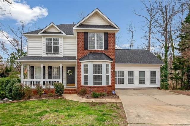 3705 Chesapeake Place, Waxhaw, NC 28173 (#3596170) :: Caulder Realty and Land Co.