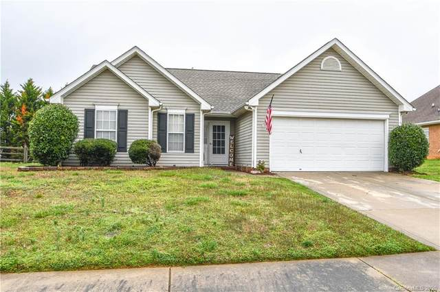 4712 Capstone Drive, Monroe, NC 28110 (#3596171) :: High Performance Real Estate Advisors