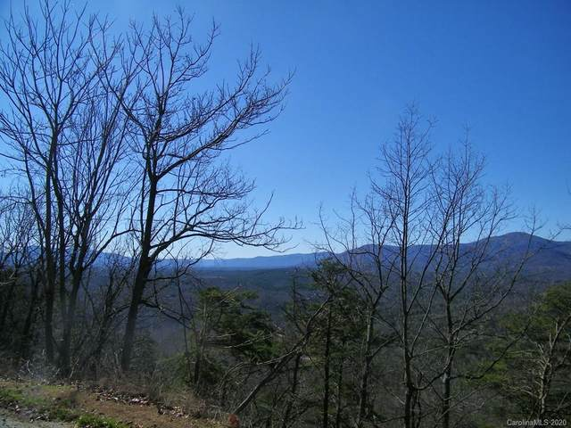 LOT 5 Bills Mountain Trail, Lake Lure, NC 28746 (#3596201) :: Zanthia Hastings Team