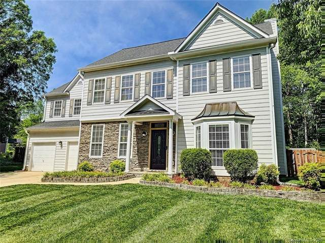6319 Stoxmeade Drive, Mint Hill, NC 28227 (#3596294) :: Carlyle Properties