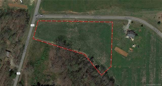 3.292 Acres Jones Road #6, Mt Ulla, NC 28125 (#3596308) :: Austin Barnett Realty, LLC