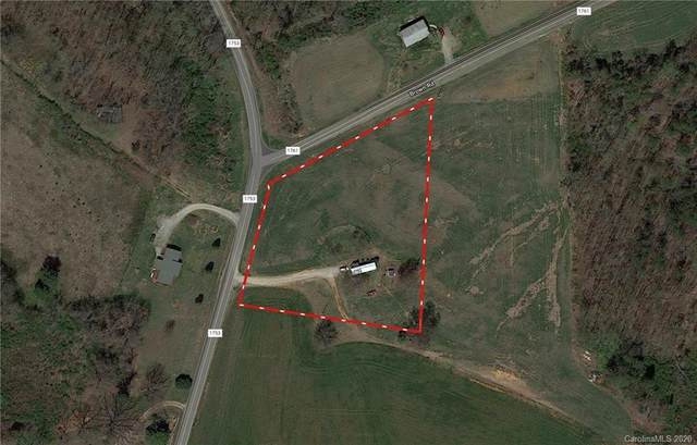 2.796 Acres Centenary Church Road #1, Mt Ulla, NC 28125 (#3596320) :: Rinehart Realty