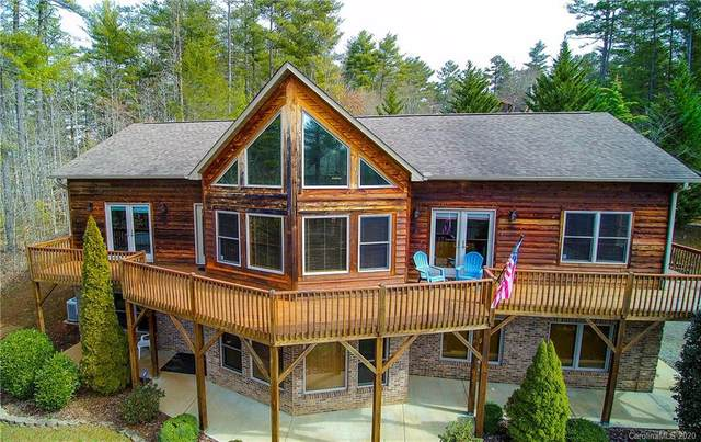 2211 Old Nc 20 Highway, Marshall, NC 28753 (#3596354) :: LKN Elite Realty Group | eXp Realty