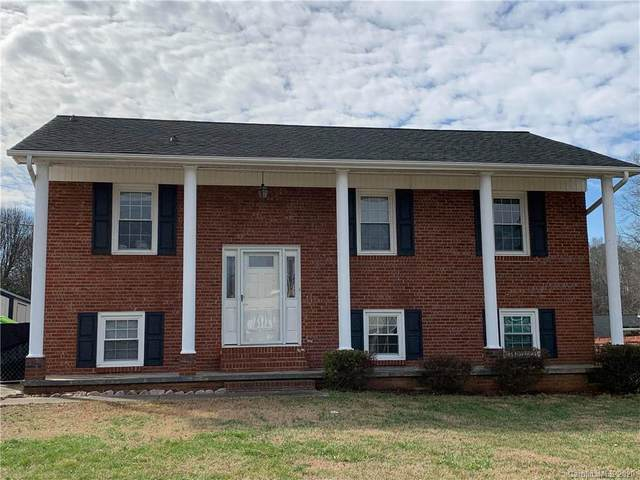814 Wilson Street, China Grove, NC 28023 (#3596359) :: Odell Realty