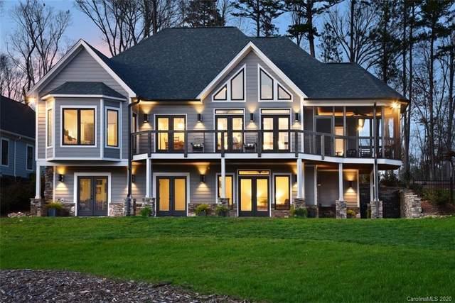 198 Eagle Pointe Drive, Norwood, NC 28128 (#3596370) :: www.debrasellscarolinas.com
