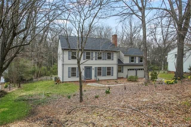 3908 Bridgewood Lane, Charlotte, NC 28226 (#3596375) :: Carver Pressley, REALTORS®
