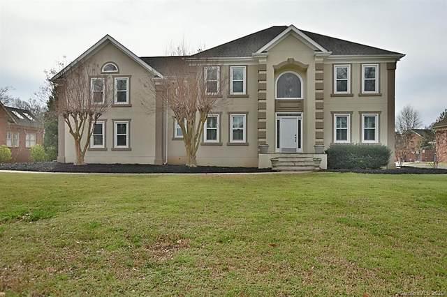 442 Beacon Knoll Lane, Fort Mill, SC 29708 (#3596534) :: LePage Johnson Realty Group, LLC