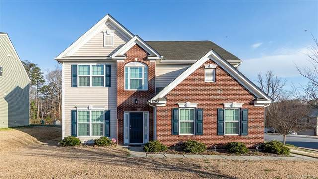 1265 Soothing Court NW, Concord, NC 28027 (#3596620) :: The Sarver Group