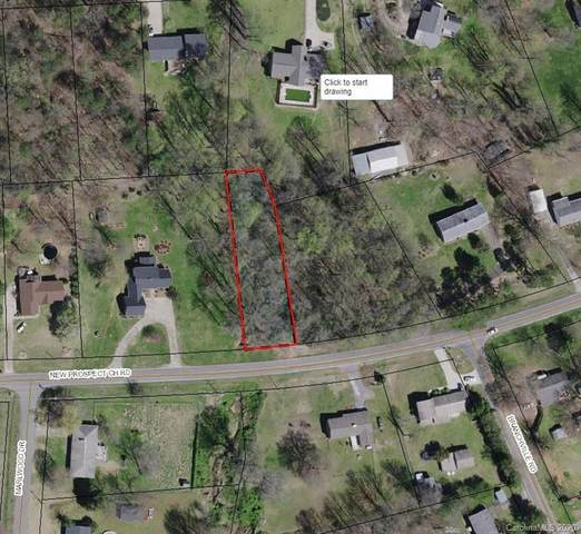 0 New Prospect Church Road, Shelby, NC 28150 (#3596711) :: LePage Johnson Realty Group, LLC