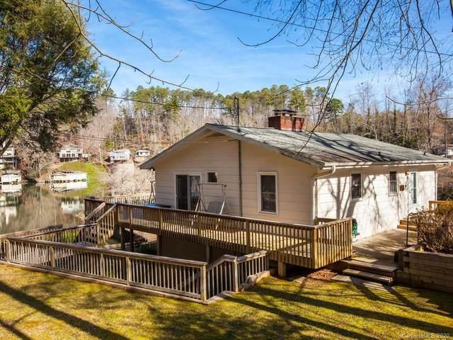 373 Tryon Bay Circle, Lake Lure, NC 28746 (#3596790) :: Carlyle Properties