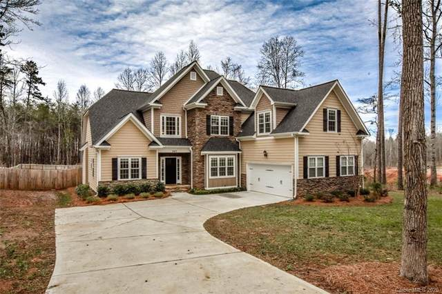967 Linwood Road, Mooresville, NC 28115 (#3596795) :: The Sarver Group