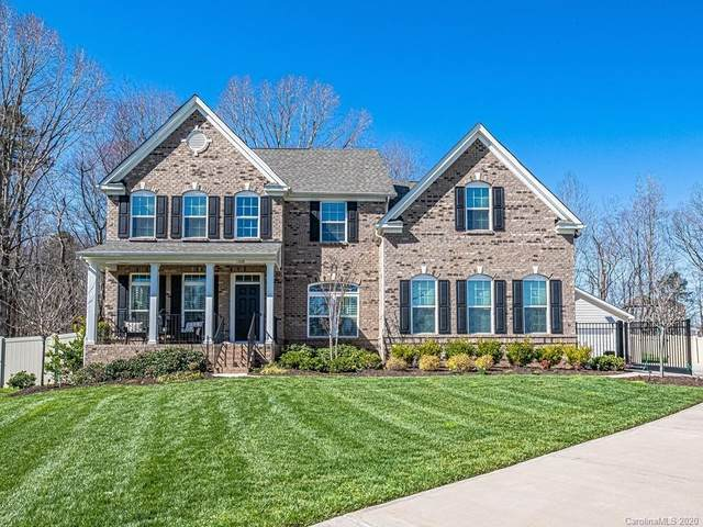 1008 Brookmeade Drive, Waxhaw, NC 28173 (#3596807) :: Carlyle Properties