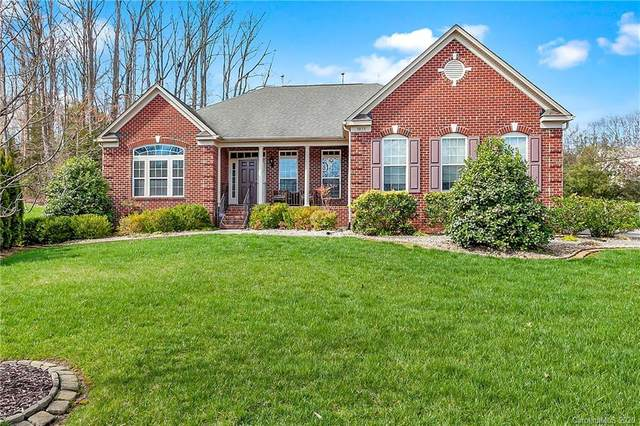 3833 Hounslow Lane, Harrisburg, NC 28075 (#3596851) :: Team Honeycutt