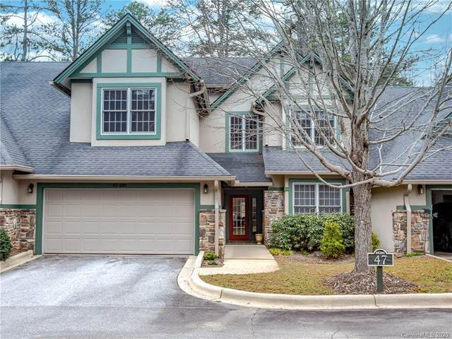 47 Ridgetop Circle #202, Brevard, NC 28712 (#3596884) :: High Performance Real Estate Advisors