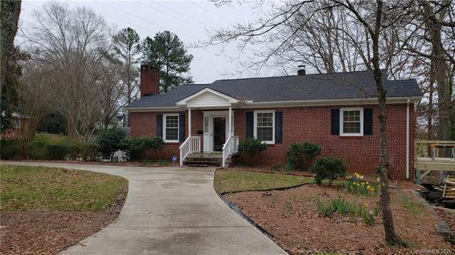607 W Barr Street, Lancaster, SC 29720 (#3596994) :: LKN Elite Realty Group | eXp Realty
