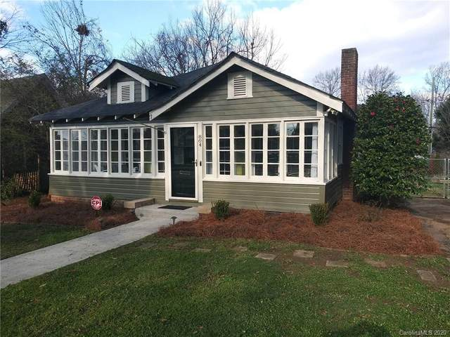 804 Walnut Avenue, Charlotte, NC 28208 (#3597078) :: LePage Johnson Realty Group, LLC