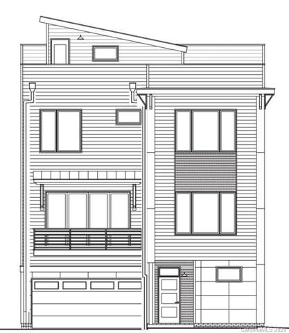 1006 Westbrook Drive B, Charlotte, NC 28202 (#3597090) :: Homes Charlotte