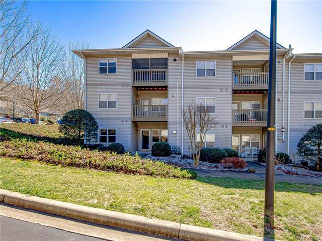 505 Carlyle Way Ce505, Asheville, NC 28803 (#3597109) :: The Andy Bovender Team