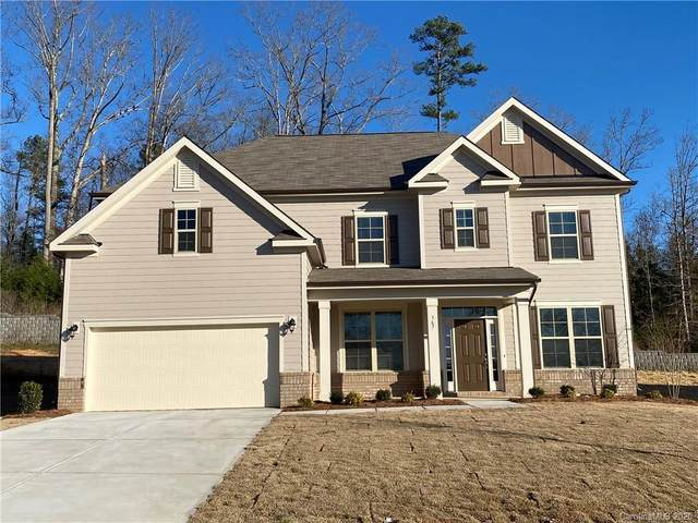 367 Pleasant View Lane SE #76, Concord, NC 28025 (#3597160) :: MartinGroup Properties