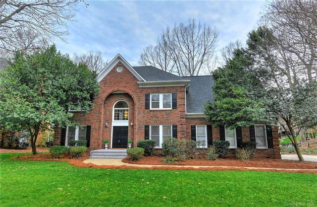 8416 Brownes Pond Lane, Charlotte, NC 28277 (#3597171) :: Stephen Cooley Real Estate Group