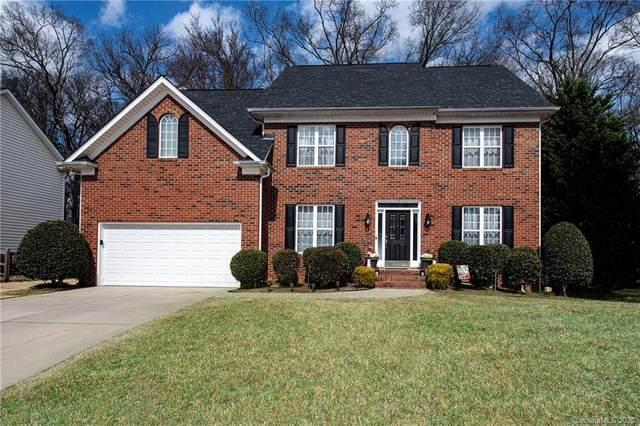 12508 Ivey Creek Drive, Charlotte, NC 28273 (#3597191) :: Stephen Cooley Real Estate Group