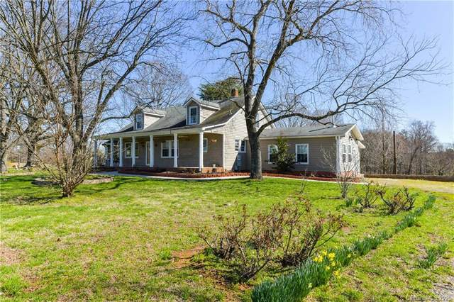 115 Troutman Farm Road, Statesville, NC 28677 (#3597194) :: Scarlett Property Group