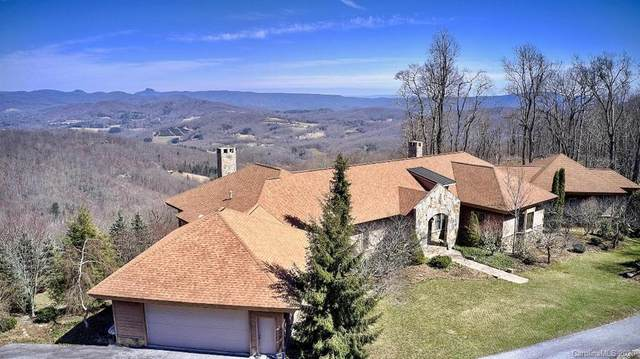 614 Rich Knob Road, Spruce Pine, NC 28777 (#3597207) :: Mossy Oak Properties Land and Luxury