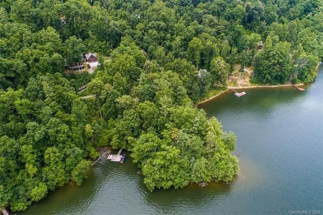 Lot #283 Shoreline Drive #283, Tuckasegee, NC 28783 (#3597256) :: LePage Johnson Realty Group, LLC
