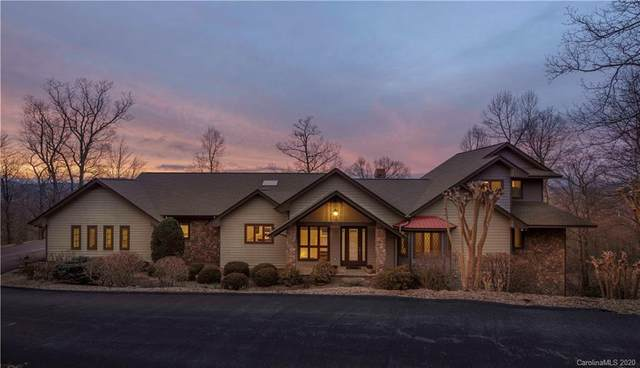 210 High Road Overlook, Hendersonville, NC 28739 (#3597395) :: Premier Realty NC