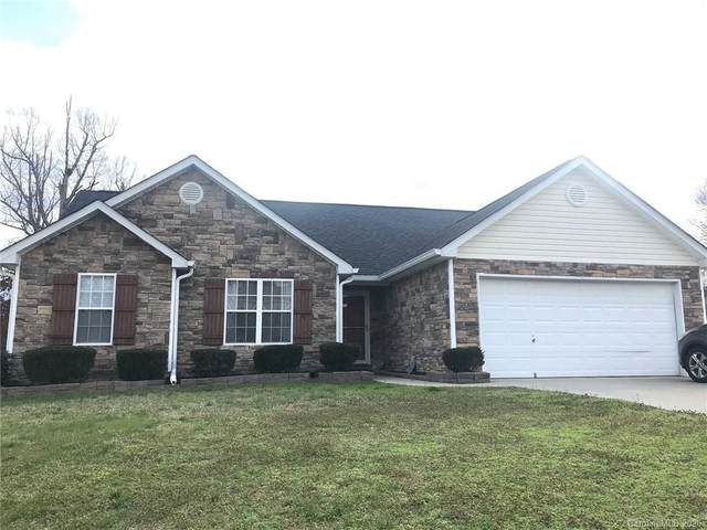 3307 Dashiel Drive, Charlotte, NC 28262 (#3597448) :: Stephen Cooley Real Estate Group