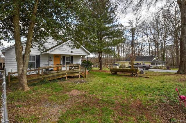 1525 7th Street, Salisbury, NC 28144 (#3597507) :: The Andy Bovender Team